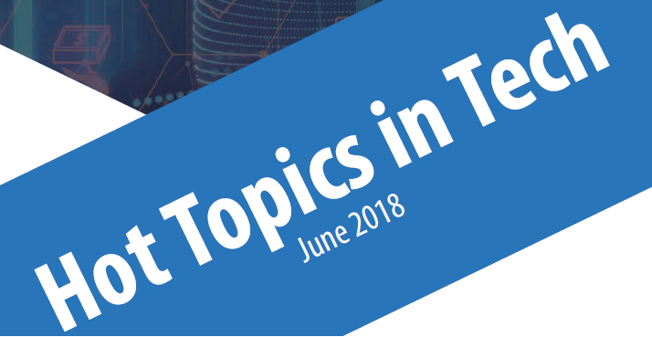 Hot Topics June