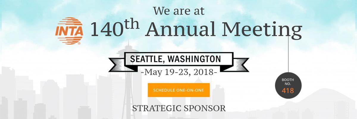 MaxVal Exhibits at INTA 140th Annual Meeting, Seattle, WA (May 19-23, 2018)