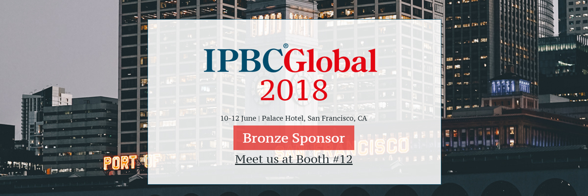MaxVal to Sponsor and Exhibit at IPBC Global, San Francisco (June 10-12, 2018)